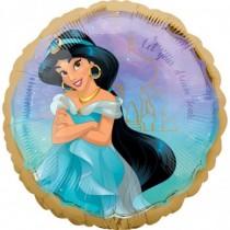 Globo foil 18/45cm Princesas disney: Jasmine