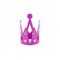 Princesa heredera rosa oscuro