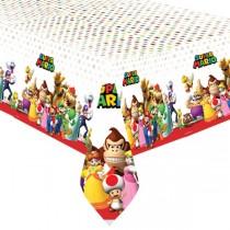 Mantel Plástico Super Mario