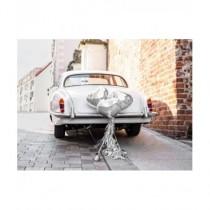 Kit de decoración de coche - Corazones