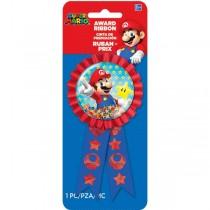 Roseta de Super Mario rellena de confeti