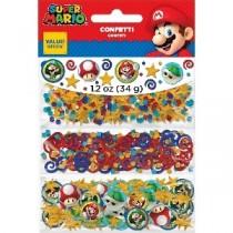 Pack de Confeti Super Mario-34g