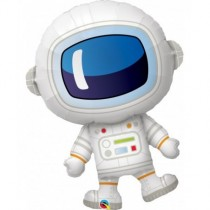 Globo foil 37 pulg. (93,9cm) Adorable astronauta