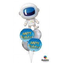 Ramo de globos Adorable Astronauta