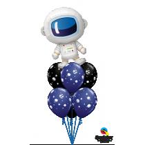 Ramo de globos Astronauta planetas