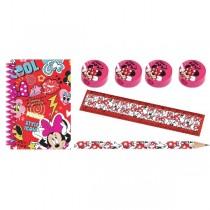 Set de DibujoMinnie Mouse Stationery Packs