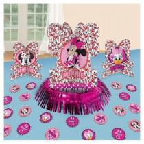 Centro de Mesa Minnie Mouse Table Decoration Kits