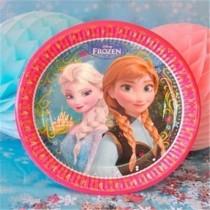 Platos 23cm Frozen