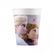 Vasos Frozen 2 de carton