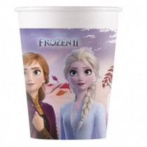 Vasos Frozen 2 biodegradables