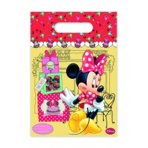 BOLSAS CHUCHES/JUGUETES MINNIE CAFE