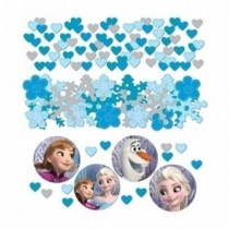 Confeti Decoracion Frozen