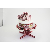 Kit Decoracion Tarta: MINNIE