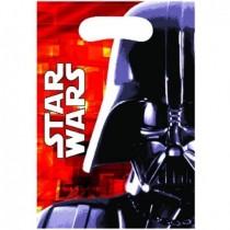 Bolsas chuches/juguetes de Star Wars Dark Vader (6)