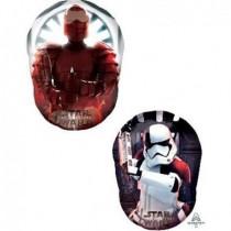 Globo Star Wars El Ultimo Jedi 66cm