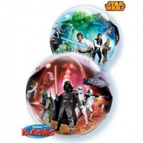 Globo Star Wars Burbuja Bubble