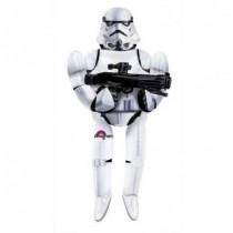 Globo de foil con la forma de un soldado imperial