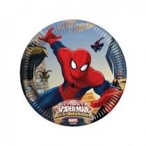 Platos Spiderman 19 cm (8)