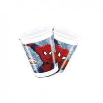 Vasos Spiderman 200 ml (8)