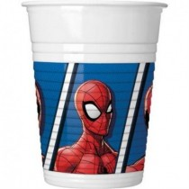Vasos Spiderman Marvel de 200ml (8)