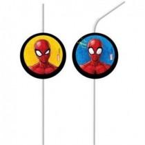 Pajitas Spiderman Marvel (6)