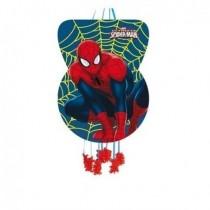 Piñata Spiderman Silueta Gigante