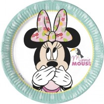 PLATOS 20cm MINNIE TROPICAL