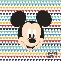Servilletas 33X33 Mickey Increible
