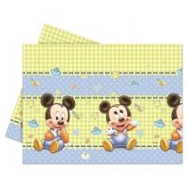 Mantel Plastico 120X180Cm Baby Mickey