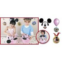 Juego de Fiesta Raton Mickey - Armar la cabeza de Mickey