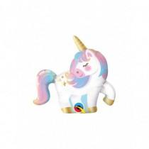 Globo foil 14 pulg. (35,5cm). Mini unicornio