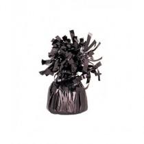 Peso metalizado color negro