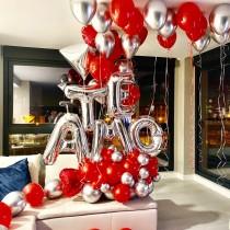 Ramo de globos granballons