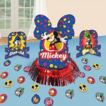 Centro de Mesa Mickey Mouse Table Decoration Kits