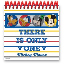 Juguetes Mickey Mouse Spiral Notebooks