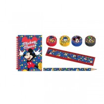 Set de DibujoMickey Mouse Value Stationery Packs