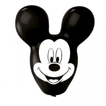Globos Mickey Mouse Giant Ears Balloons 4 ud pack Print 22''/55.8cm