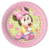 PLATOS 23cm BABY MINNIE