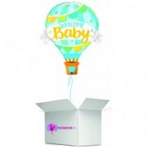 Globo en caja sorpresa Globo baby