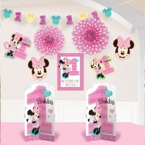 Kit Decoracion Minnie 1 Año