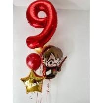Ramo de globos Harry Potter