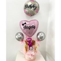 Caja Dulce Happy Birthday Angely