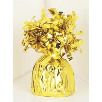 peso metalizado oro
