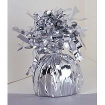 peso metalizado plata