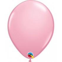 globo de látex liso de 11 pulgadas/ 27,9 cm 10 unidades color rosa
