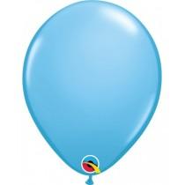 globo de látex liso de 11 pulgadas/ 27,9 cm 10 unidades color azul claro