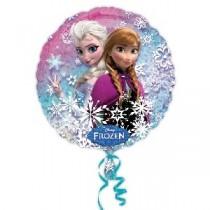 Globo Disney de Frozen- metalizado 45cm