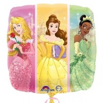 Globo Grande de Princesas Disney Dream-45cm metalizado