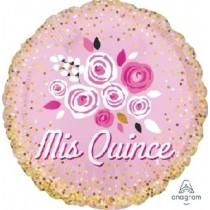 18/45cm Mis Quince Floral