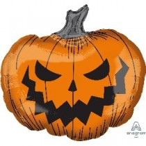 For Calabaza Halloween 29 / 73cm x 27 / 68cm